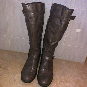 Baretraps RAKITA long grey boots
